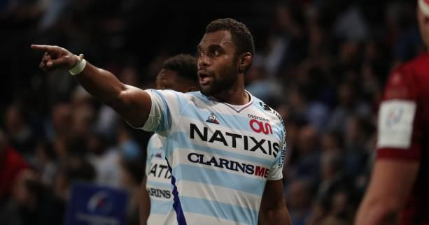 Rugby - Top 14 - R92 - Leone Nakarawa (Racing 92) mis à pied