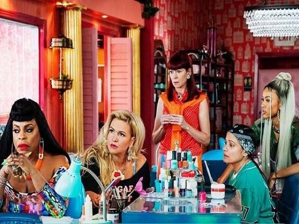 A still from ''Claws' (Image courtesy