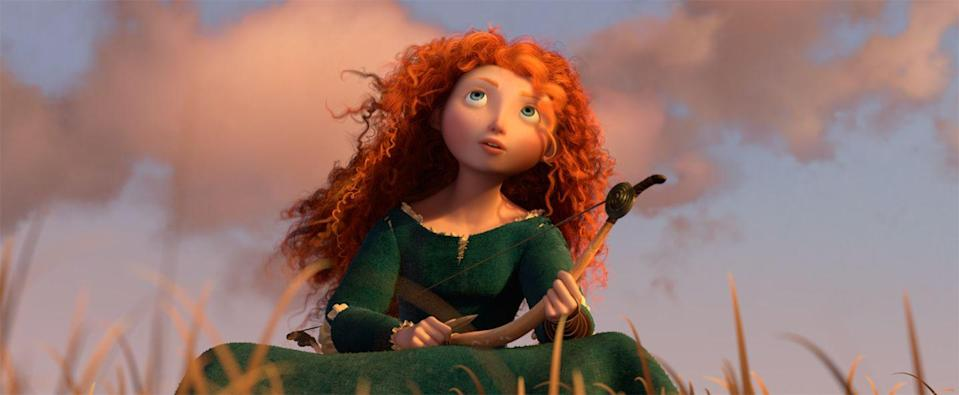 "<p>It's crazy how often mothers are absent (or dead) in kids' movies (think <em>Bambi</em>, <em>Nemo</em>,<em> Cinderella</em>). Finally, there's an adventure movie about mothers and daughters, starring a princess with a rebellious spirit (and hair that's basically a character of its own). It's a shame the mom spends so much time transformed into a bear!</p><p><a class=""link rapid-noclick-resp"" href=""https://go.redirectingat.com?id=74968X1596630&url=https%3A%2F%2Fwww.disneyplus.com%2Fmovies%2Fbrave%2FovUp92sPbaSW&sref=https%3A%2F%2Fwww.redbookmag.com%2Flife%2Fg35149732%2Fbest-pixar-movies%2F"" rel=""nofollow noopener"" target=""_blank"" data-ylk=""slk:DISNEY+"">DISNEY+</a> <a class=""link rapid-noclick-resp"" href=""https://www.amazon.com/Brave-Kelly-MacDonald/dp/B00A6PD9I4?tag=syn-yahoo-20&ascsubtag=%5Bartid%7C10063.g.35149732%5Bsrc%7Cyahoo-us"" rel=""nofollow noopener"" target=""_blank"" data-ylk=""slk:AMAZON"">AMAZON</a></p>"