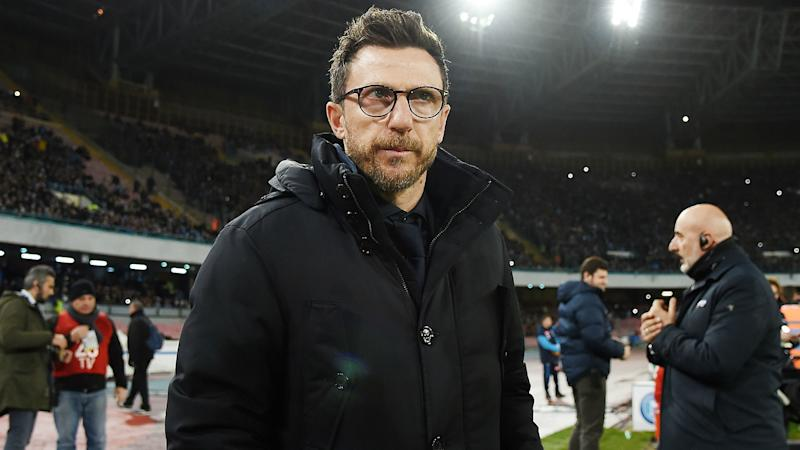 Ter Stegen brilliance and missed chances contributed to 'harsh' Roma defeat - Di Francesco