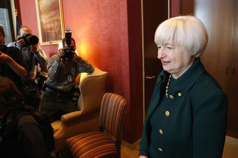 yellen says imperative fed promotes very strong recovery yahoo finance