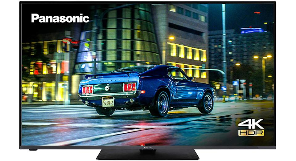 Panasonic 55 Inch 4K Ultra HD Smart TV