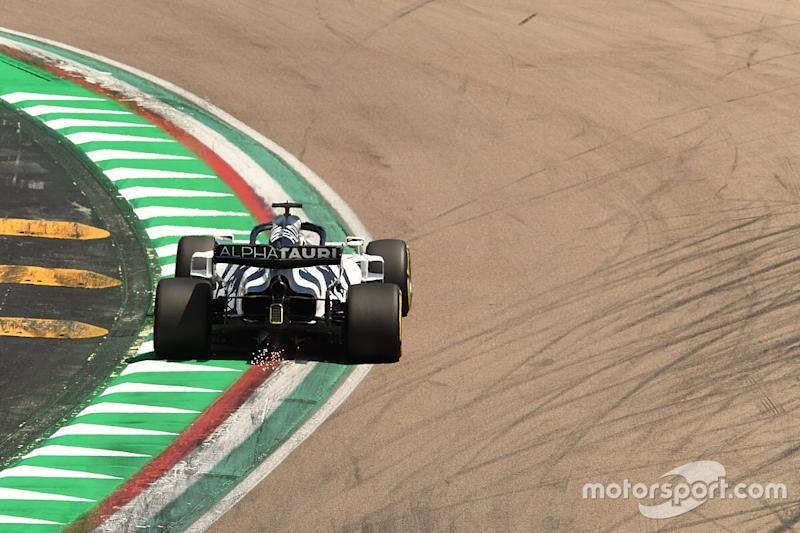 F1 teams given just one 90-minute practice session at Imola
