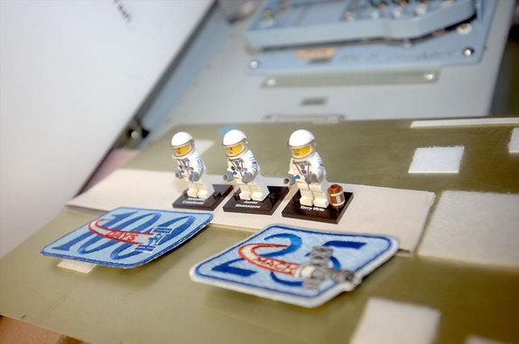 Astronauts Get Their Own LEGO Minifigures on Space Station