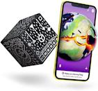 <p>This <span>Merge Cube</span> ($20) is about as cool as can be. Pair it with your phone or tablet, and when you're holding the cube, it'll look like you're holding something else on the screen. This is great for students and kids who want to really interact with their schoolwork that's being done virtually.</p>