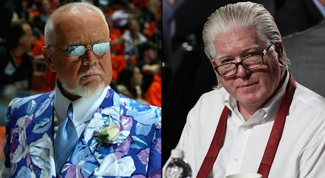 While Brian Burke is the obvious choice to take the reins alongside Ron MacLean, there are other excellent options for Sportsnet to consider. (Getty Images)