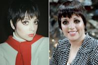 """<p>Liza with a Z, meet Krysta with a K. The most iconic figure in Halston's orbit is none other than <a href=""""http://www.ew.com/tag/liza-minnelli"""" rel=""""nofollow noopener"""" target=""""_blank"""" data-ylk=""""slk:Liza Minnelli"""" class=""""link rapid-noclick-resp"""">Liza Minnelli</a>, daughter of <a href=""""http://www.ew.com/tag/judy-garland"""" rel=""""nofollow noopener"""" target=""""_blank"""" data-ylk=""""slk:Judy Garland"""" class=""""link rapid-noclick-resp"""">Judy Garland</a> and star in her own right. Rodriguez brings a subtle take on Minnelli's unmistakable vocal quality, while we get to see Liza in her prime. Halston did design her ensemble the night she won her Oscar after all.</p>"""