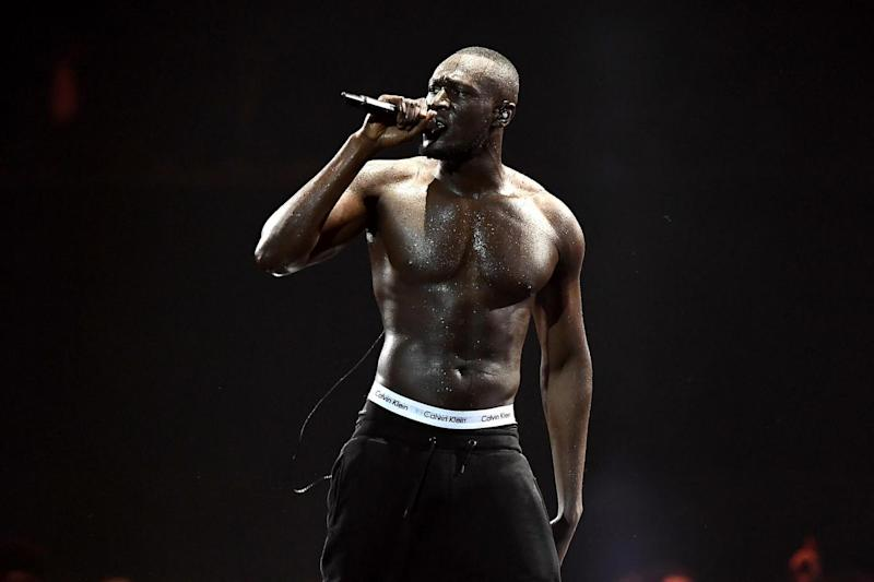 Headliner: Stormzy previously played the Other Stage in 2017 (Getty Images)