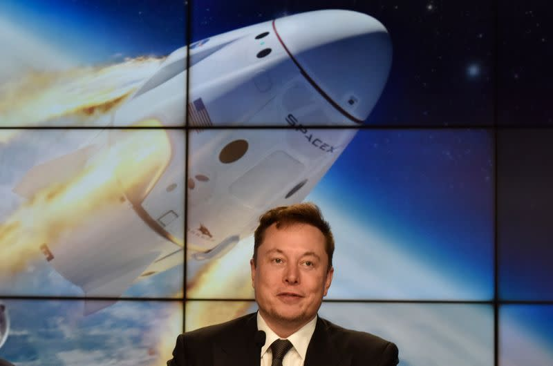 Elon Musk's SpaceX to raise $250 million, valuing it at $36 billion - CNBC