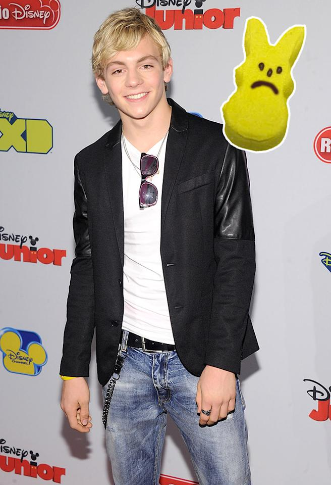 NEW YORK, NY - MARCH 12:  Ross Lynch attends the Disney Channel Kids Upfront 2013 at Hudson Theatre on March 12, 2013 in New York City.  (Photo by Jamie McCarthy/Getty Images)