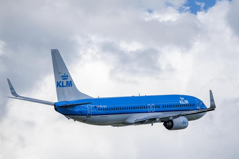 KLM: goodbye short-haul hops, hello rail journeys: Getty