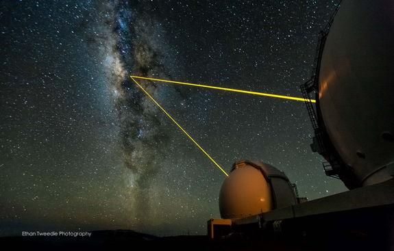 Celebrated Keck Telescopes Seek Funding on 20th Anniversary