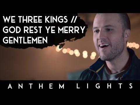 """<p>Christian music group <a href=""""https://www.amazon.com/Christmas-Hymns-Anthem-Lights/dp/B07JQ5DSCQ/?tag=syn-yahoo-20&ascsubtag=%5Bartid%7C10070.g.24513261%5Bsrc%7Cyahoo-us"""" rel=""""nofollow noopener"""" target=""""_blank"""" data-ylk=""""slk:Anthem Lights"""" class=""""link rapid-noclick-resp"""">Anthem Lights</a> sings this moving mashup of """"We Three Kings"""" (which was written in 1857) and """"God Rest Ye Merry Gentlemen"""" (one of the <a href=""""https://www.theatlantic.com/entertainment/archive/2015/12/the-high-spiritual-stakes-of-god-rest-ye-merry-gentlemen/420153/"""" rel=""""nofollow noopener"""" target=""""_blank"""" data-ylk=""""slk:oldest Christmas carols on record"""" class=""""link rapid-noclick-resp"""">oldest Christmas carols on record</a>, dating back to around the 16th century).</p><p><a href=""""https://www.youtube.com/watch?v=_SWdBseOjtc"""" rel=""""nofollow noopener"""" target=""""_blank"""" data-ylk=""""slk:See the original post on Youtube"""" class=""""link rapid-noclick-resp"""">See the original post on Youtube</a></p>"""