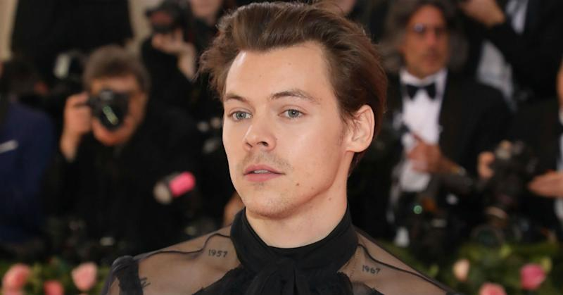 Homeless man stalked Harry Styles after singer gave him food