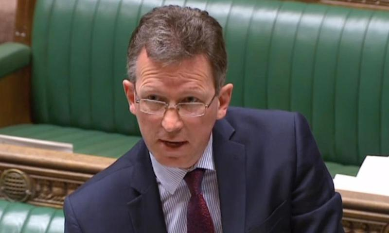 Jeremy Wright answers an urgent question on the leak.