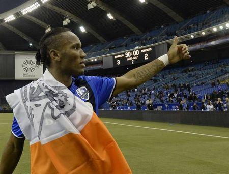Didier Drogba not returning to Montreal Impact next season