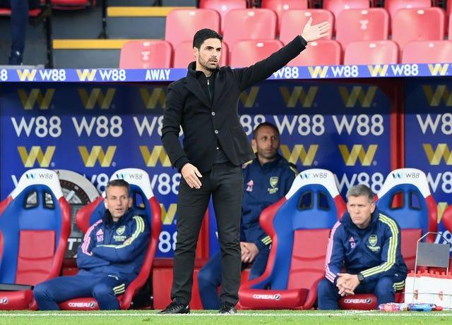Mikel Arteta accused unnamed individuals inside and outside Arsenal of