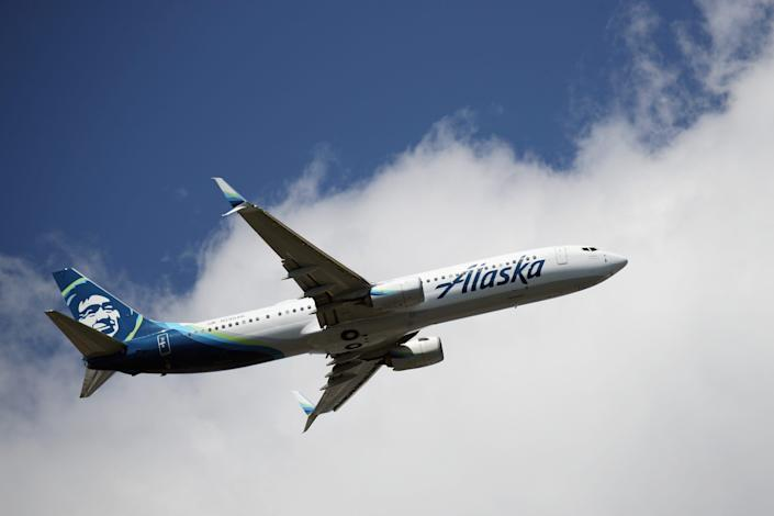 Alaska Airlines is promoting its biggest sale of the year.