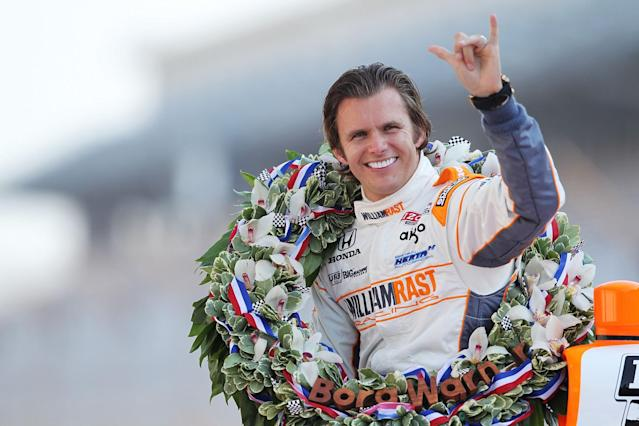 <p>Cause of death: Wheldon was killed in a 15-car pileup during an IndyCar race at Las Vegas Motor Speedway. </p>