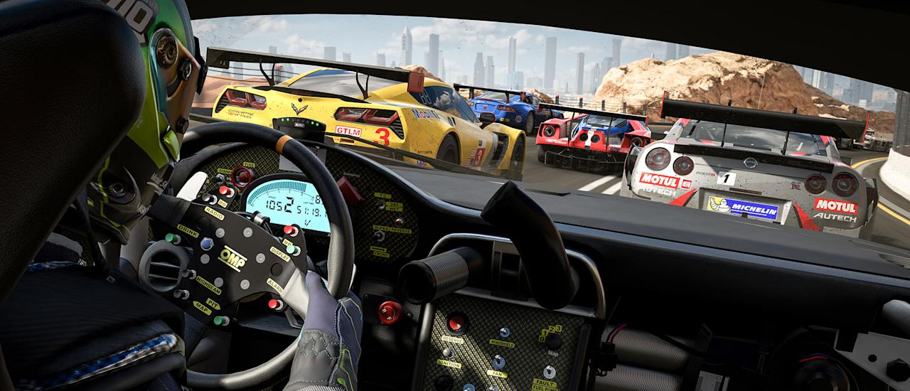 <p>Want to play some car video games? Here's where you should start.</p>