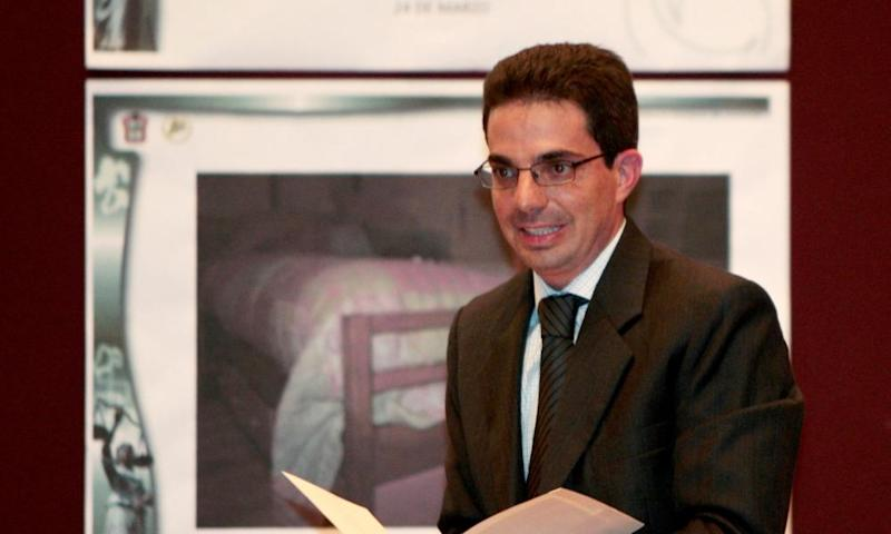 Critics say Alberto Bazbaz's political connections outweighed his role the case of Paulette Gebara in 2010.