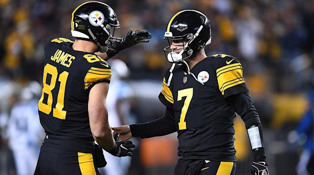 The Steelers blew out Cam Newton and the Carolina Panthers, 52-21, on Thursday Night Football for their fifth straight win this season.