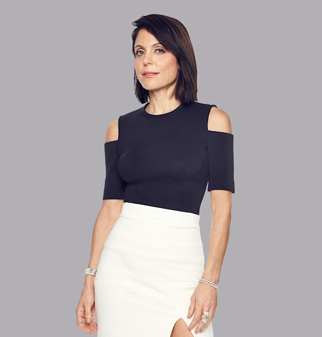 Bethenny Frankel launches a new fashion line, Skinnygirl Jeans. (Photo: Getty Images)