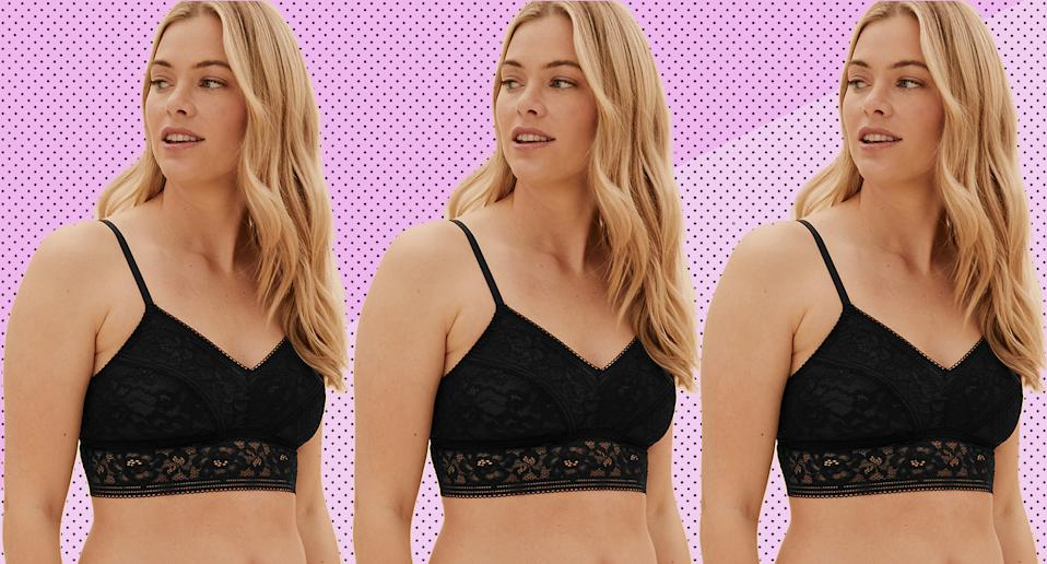 Searching for a comfy bra alternative? You have to see this bargain. (Marks & Spencer)