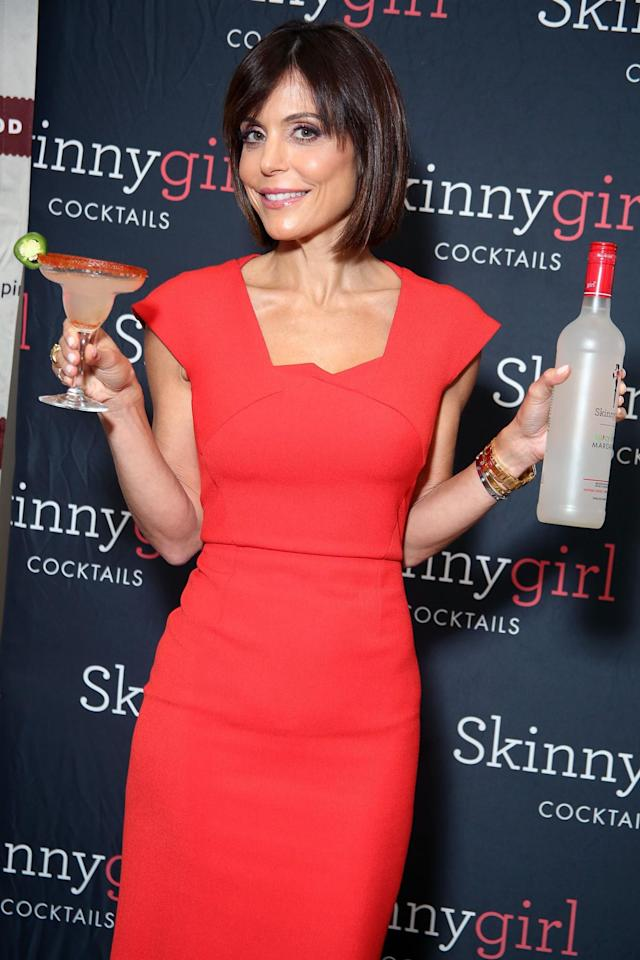 """<p>Bethenny Frankel is definitely the most entrepreneurial — and highest paid — Real Housewife. The reality television star sold her low-calorie alcoholic drink company Skinnygirl five years ago to Beam Global (now Beam Suntory) for $100 million, Forbes reports. But instead of taking a lump sum for the purchase, Frankel brokered a deal where she <a href=""""https://www.forbes.com/sites/maddieberg/2016/11/16/skinnygirl-fat-wallet-how-bethenny-frankel-earns-more-than-any-other-housewife/#4deaa79f6311"""" rel=""""nofollow noopener"""" target=""""_blank"""" data-ylk=""""slk:keeps making money if Skinnygirl alcohol products sell wel"""" class=""""link rapid-noclick-resp"""">keeps making money if Skinnygirl alcohol products sell wel</a>l. (Canadian Press) </p>"""