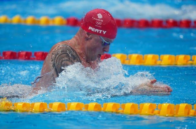 Adam Peaty has won two golds and a silver at Tokyo 2020 (Adam Davy/PA)