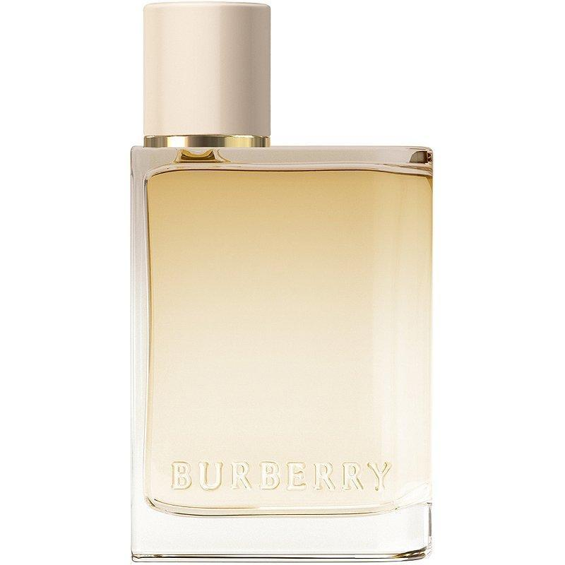 """<p>Even the cloudiest autumn days feel brighter under a light misting of Burberry Her London Dream. Vibrant notes of lemon, ginger, rose, and peony are gently grounded by musk and amber, creating a delicious fruit and floral cocktail with a smooth finish. </p> <p><strong>$97 for 1.6 ounces</strong> (<a href=""""https://shop-links.co/1716234747576043867"""" rel=""""nofollow noopener"""" target=""""_blank"""" data-ylk=""""slk:Shop Now"""" class=""""link rapid-noclick-resp"""">Shop Now</a>)</p>"""