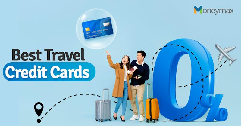 Best Travel Credit Cards in the Philippines | Moneymax
