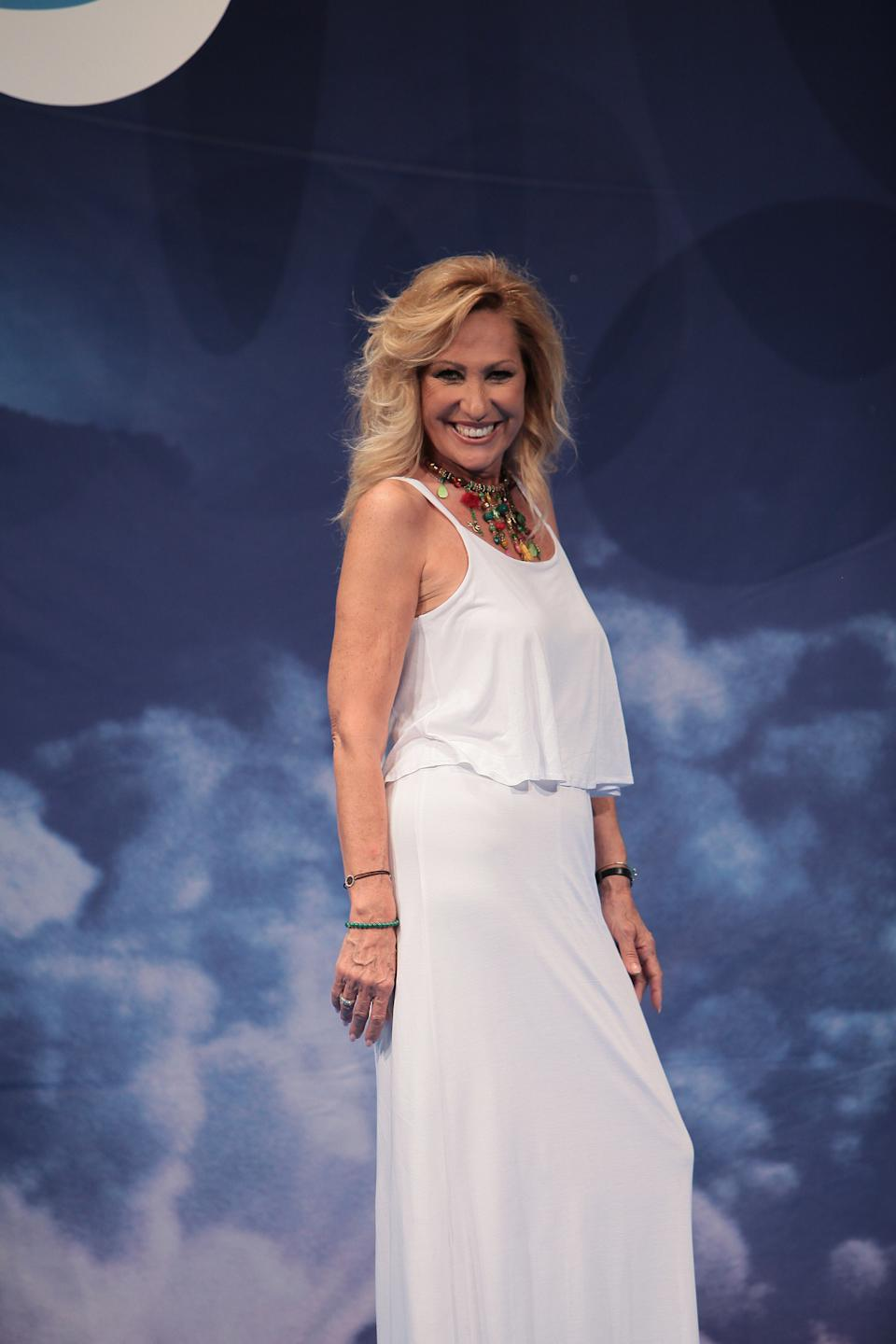 MADRID, SPAIN - JULY 07:  Rosa Benito attends the party for 'Salvame' Tv programme's 5th anniversary on July 7, 2014 in Madrid, Spain.  (Photo by Europa Press/Europa Press via Getty Images)