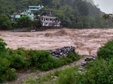 Eleven killed as heavy rains lead to floods and landslides in Uttarakhand; schools shut amid thunderstorm warmings