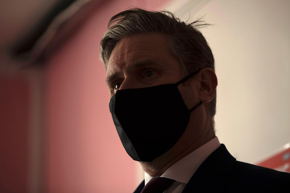 Labour leader Keir Starmer said he will not oppose the government on the issue (Getty Images)