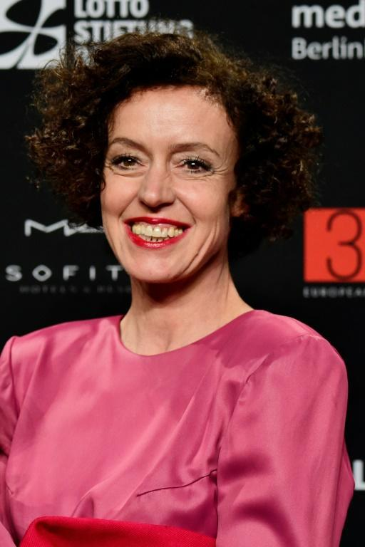 Actress and director Maria Schrader ie part of a new generation of German film-makers willing to play around with genres