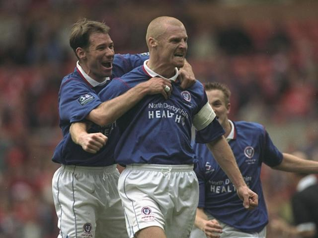 From Chesterfield to chasing Champions League: The making of Sean Dyche