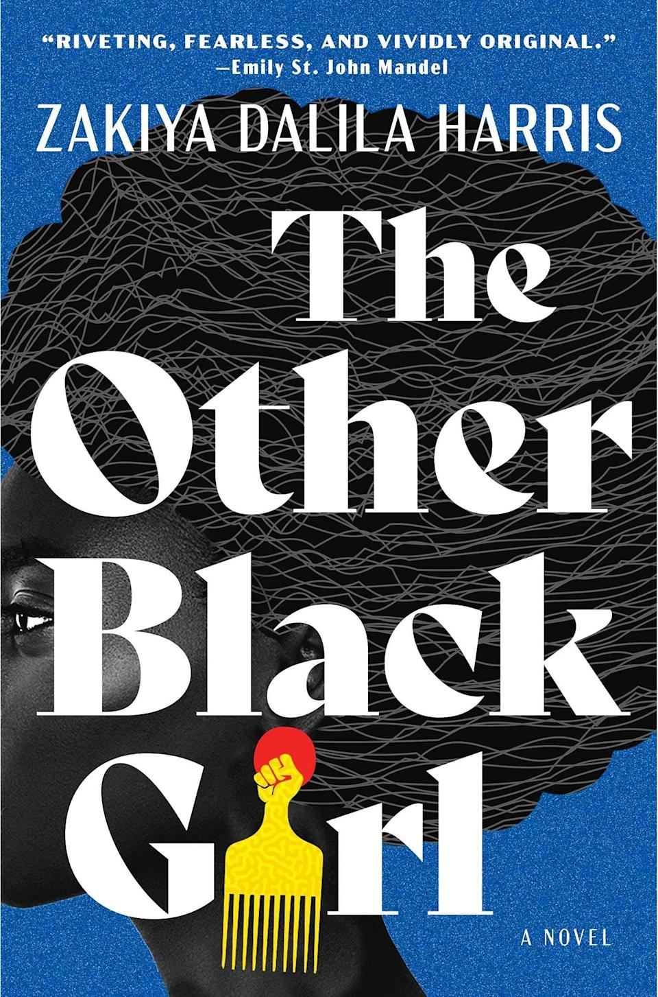 <p>Zakiya Dalila Harris's debut <span><strong>The Other Black Girl</strong></span> is a razor sharp thriller that speaks directly to the current social climate. As the only Black employee at a New York City publishing house, Nella Rogers is tired of dealing with the microaggressions and loneliness that come with her job. As a result, she's delighted when Harlem resident Hazel joins the company - at least she is until a series of frightening occurrances suggest someone is determined to make her leave her job behind. </p> <p><em>Out June 1</em></p>