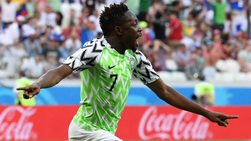 Nigeria will improve against Egypt, says Ahmed Musa