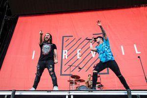 I Prevail at Louder Than Life