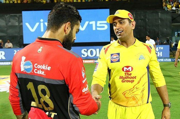 IPL 2019 started with CSK's domination of RCB at home (Image Courtesy: BCCI/IPLT20.COM)