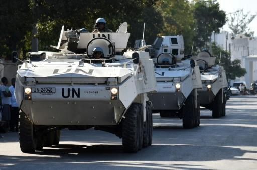 UN agrees to shut down Haiti peacekeeping mission