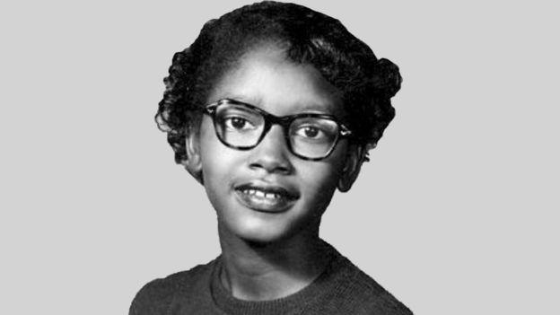 "<p>Nine months before Rosa Parks, <a href=""https://www.bbc.com/news/stories-43171799"">Claudette Colvin</a> was arrested for refusing to give up her seat on the bus to a white passenger. Rosa Parks was ultimately chosen by the NAACP as the public face of the Montgomery bus boycott because Colvin was unwed and pregnant at sixteen. While she was let down, she continued to move forth and become a plaintiff in Browder v. Gayle -- the case that overturned segregation laws.</p>"