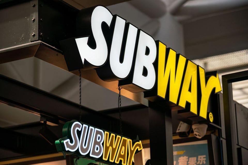"""<p>No, they won't have your traditional Thanksgiving fare...but you can snag some sliced turkey in your sub, at least! Be sure to check your local store; not all Subways will be open on Thanksgiving, but some will be. </p><p><strong><a href=""""https://www.subway.com/en-US/FindAStore"""" rel=""""nofollow noopener"""" target=""""_blank"""" data-ylk=""""slk:Find a location"""" class=""""link rapid-noclick-resp"""">Find a location</a>.</strong></p>"""
