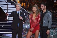 "<p>How do stars make more than their $125,000 signing bonus? Their paycheck increases the more they advance on the show, with finalists <a href=""https://www.tvinsider.com/835862/how-much-does-dancing-with-the-stars-winner-get-paid/"" rel=""nofollow noopener"" target=""_blank"" data-ylk=""slk:earning up to $50,000"" class=""link rapid-noclick-resp"">earning up to $50,000</a> for the final two episodes. This creates an incentive to keep stars committed to the competition.</p>"