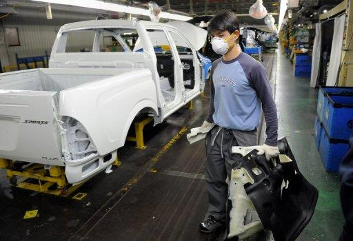 South Korea's manufacturing sector led the growth by creating 144,000 new jobs last month