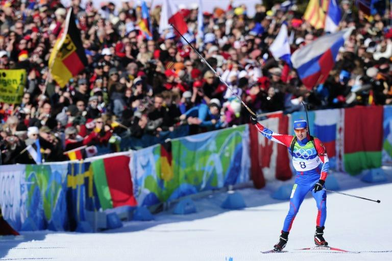 Russia's Evgeny Ustyugov has already lost his 2014 Olympic biathlon medals and stands to lose more