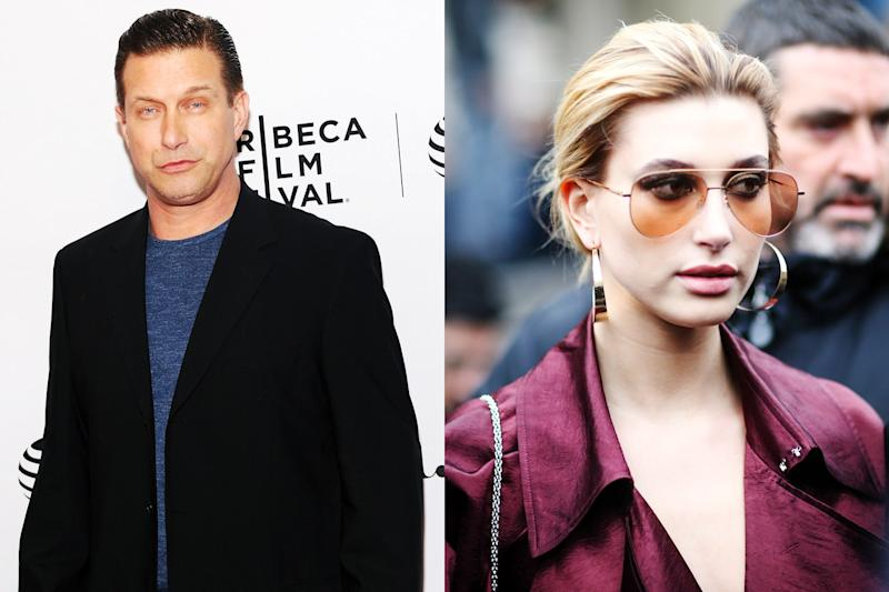 """We didn't see eye to eye,"" she says about Stephen Baldwin's politics."