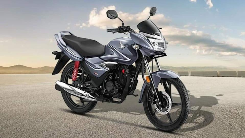 Honda is offering Rs. 3,500 cashback on BS6 Shine motorcycle