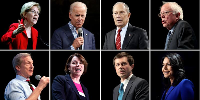 Democratic candidates take on Asian American Pacific Islander issues in Twitter town hall